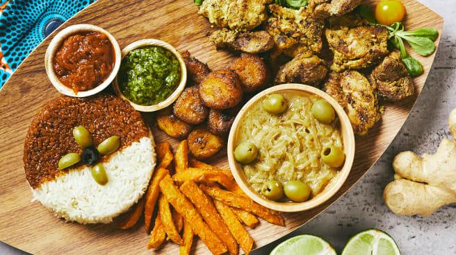 Suggestion du Chef - Afrik'n Fusion Cergy, Cergy