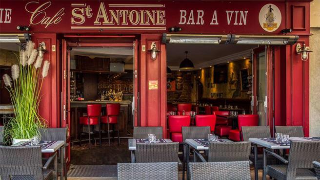 Devanture - Saint Antoine, Annecy