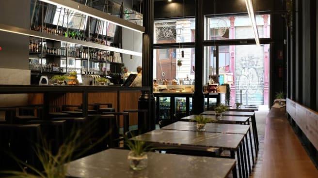 Restaurante - Enkel, Barcelona