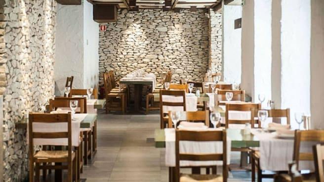 Sala del restaurante - L'arruzz Alicante, Alicante