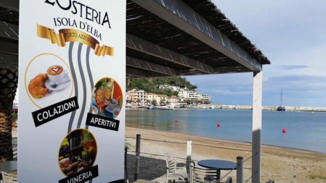 Terrazza - L'Osteria Elba, Porto Azzurro