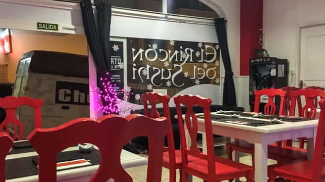 Sala del restaurante - El Rincón del Sushi, Adeje