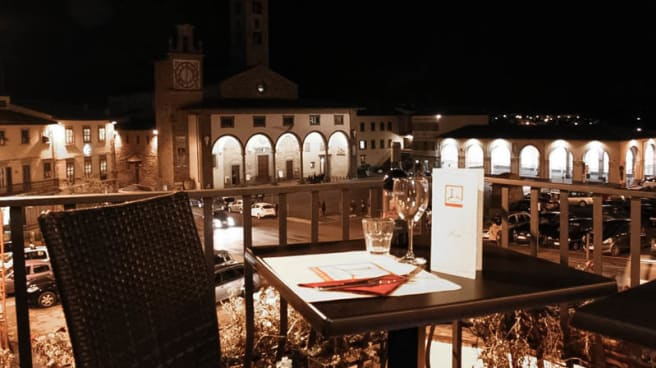 terrazza - La Loggettina, Impruneta
