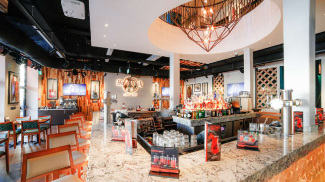 Salle - Hard Rock Cafe Antwerp, Antwerp