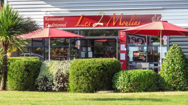 entrée - Les 2 Moulins