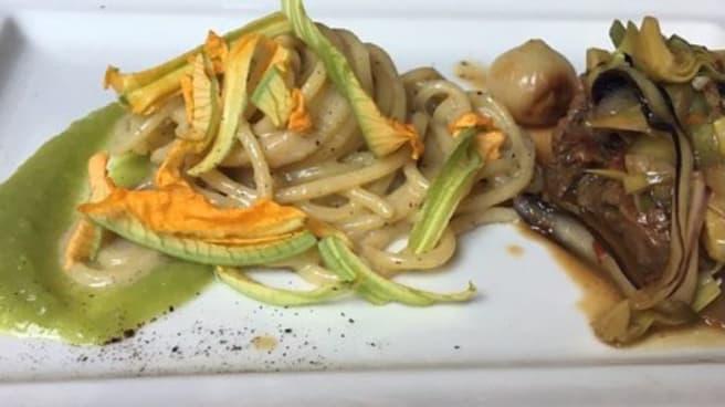 piatto - Ristorante Antico Albergo