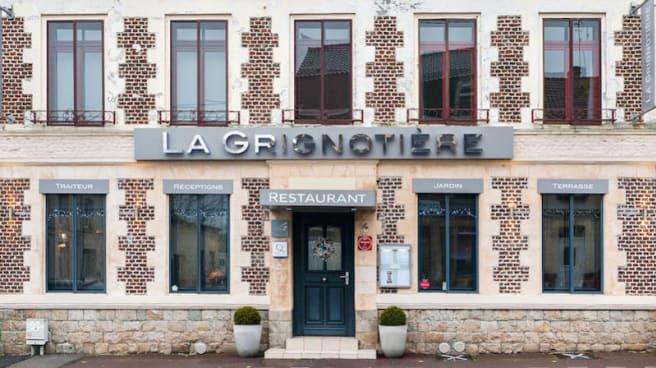 Façade - La Grignotière