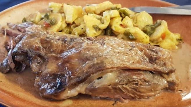Sugerencia del chef - Venta El Trillo