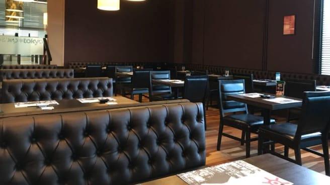 Tokyo Sushi Lounge - Tokyo Sushi Lounge, Porto Alegre