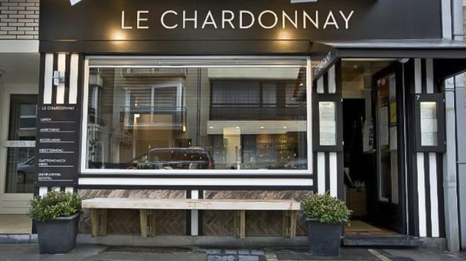 Devanture - Le Chardonnay, Knokke-Heist