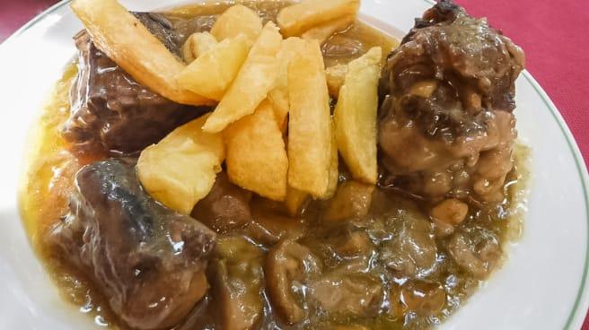 Sugerencia del chef - La Taberna del Viajero, San Lorenzo De El Escorial
