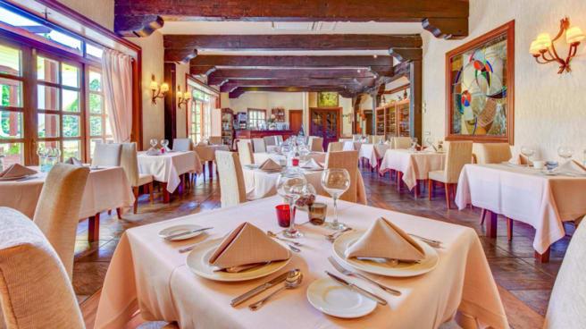 Sala del restaurante - La Vendimia