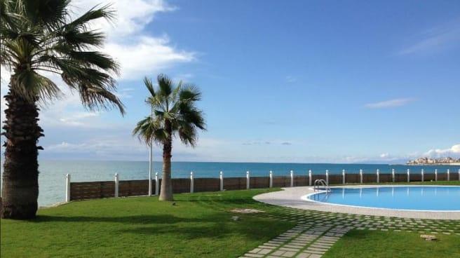 Vista piscina - Sabbia d'Oro