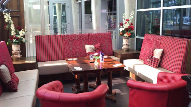 Restaurant - Grand café de Halve Maan, Rijswijk