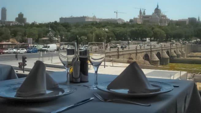 Vista exterior - La Fogata, Madrid