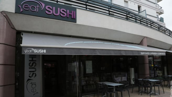 Terrasse - Eat Sushi, Joinville-le-Pont