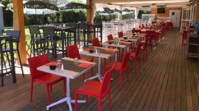 Terrasse 2 - Chez Casi, Toulouse