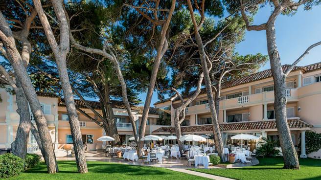 La Terrasse - La Terrasse - Cheval Blanc St-Tropez, Saint-Tropez