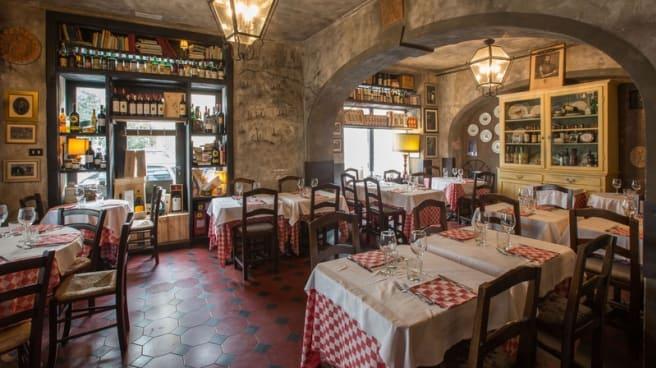 Suggerimento - Antica Osteria Toscana, Firenze