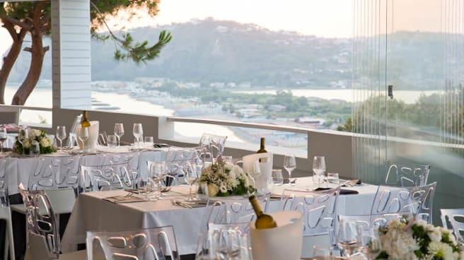Salone ristorante - Cala Moresca - Anima Mediterranea, Bacoli