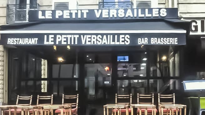 exterieur - Le Petit Versailles, Paris