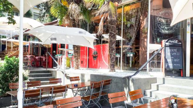 Terrasse - Le Zodiac - Sport's Café, Lausanne