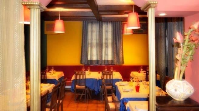 Interno - Rangoli Indian Restaurant, Padova