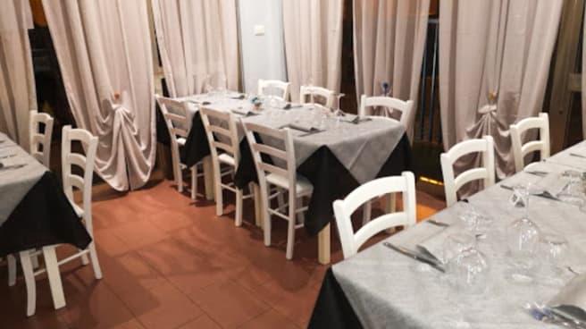 Sala - Ristorante CalaLuna, Pescara