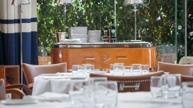 Restaurante - Cipriani Masaryk, Ciudad de México