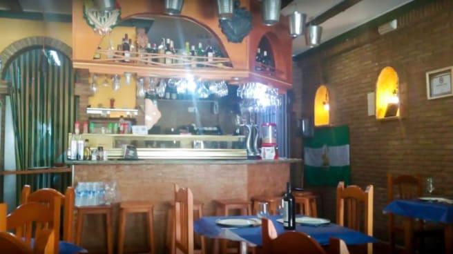 Vista del interior - Meson Andaluz, Torremolinos