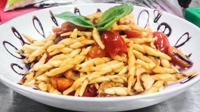 pasta - Sticky Fingers Officina Gastronomica