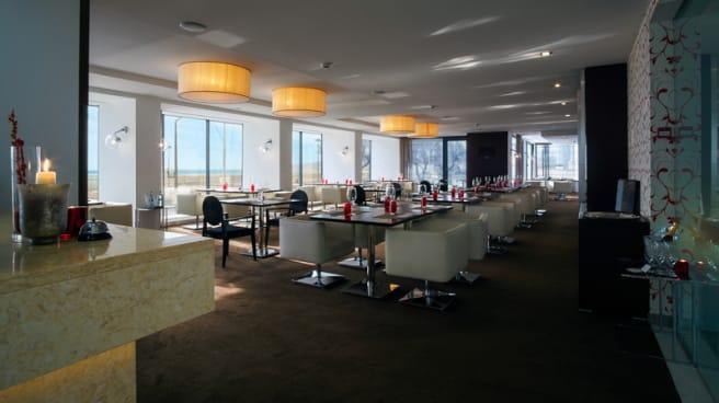 Sala do restaurante - Class&Co, Figueira da Foz