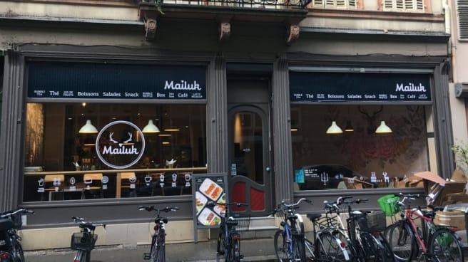 café - Mailuk, Strasbourg