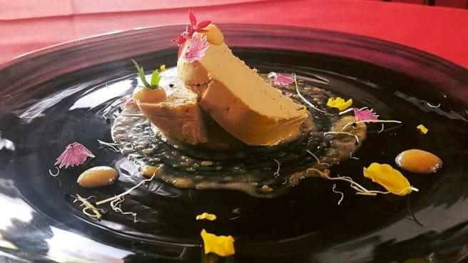 Sugerencia del chef - Rincón del Poeta, Granada