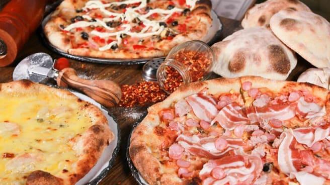 Sugerencia del chef - Lorenzza Pizzeria, Medellín