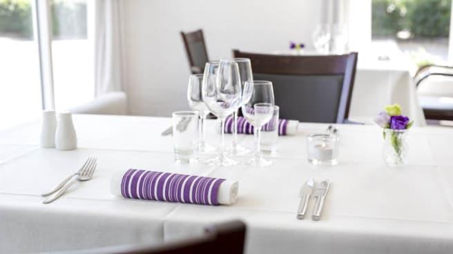 Table detail - Restaurant Søgaarden