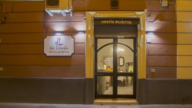 Entrata - Don Lisandro Osteria Moderna, Caserta