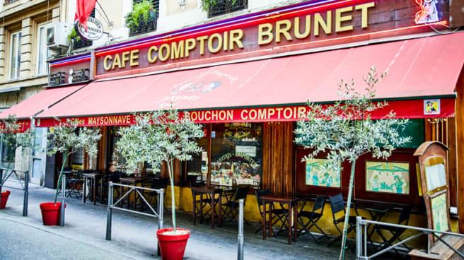Entrée - Bouchon Comptoir Brunet, Lyon