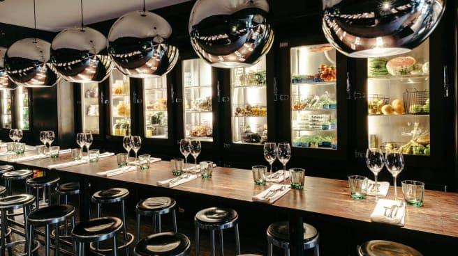 Restaurant - Envy, Amsterdam