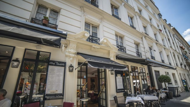Grande terrasse - Villa Dondelli, Paris