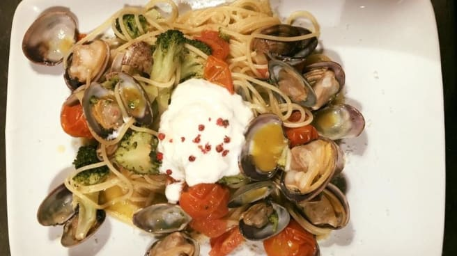 Suggestion de plat - Lo Spaghettino Sciué Sciué, Cannes