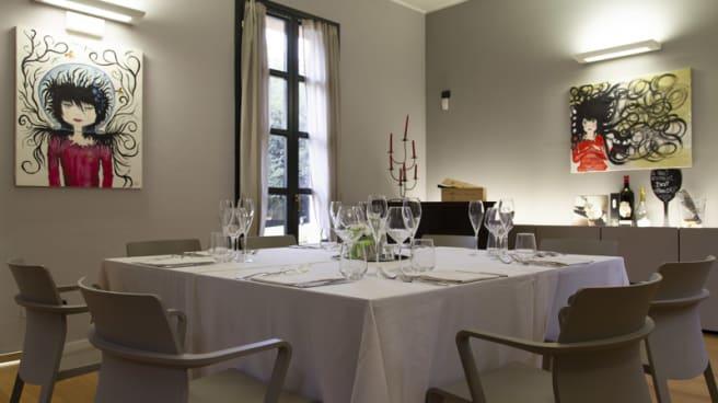 Vista sala - Villa Biffi