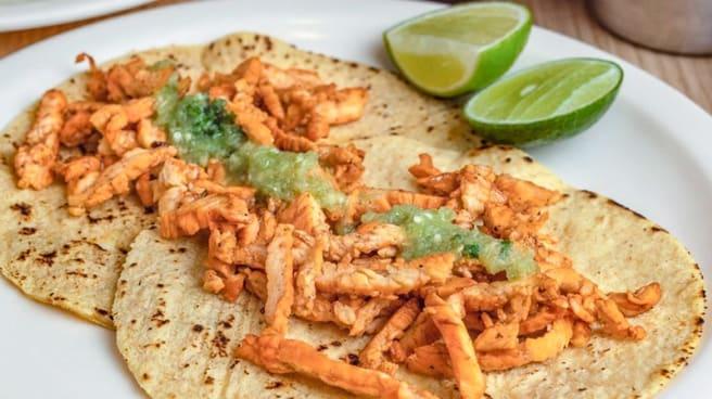 Sugerencia del chef - Indio Taquero, Ciudad de México
