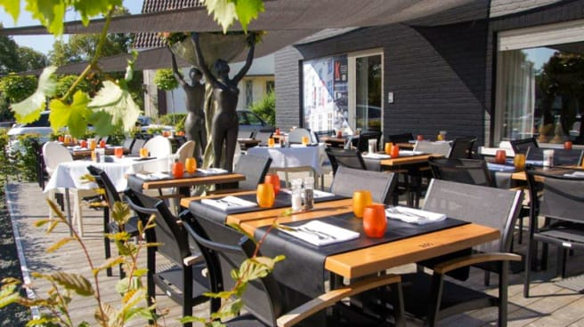 Terrasse - Grillbar-K, Aalst