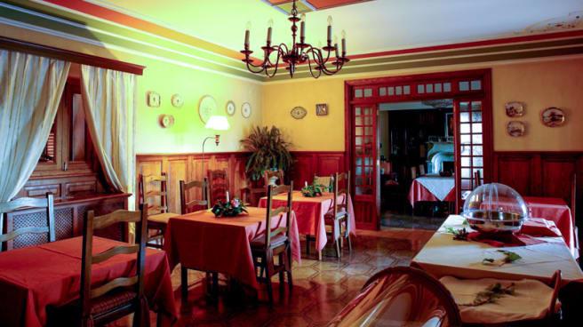 Vista del interior - Aumallia Hotel & Spa
