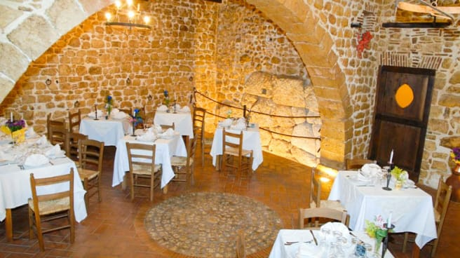 Vista sala - Ristorante Pizzeria Tregrana
