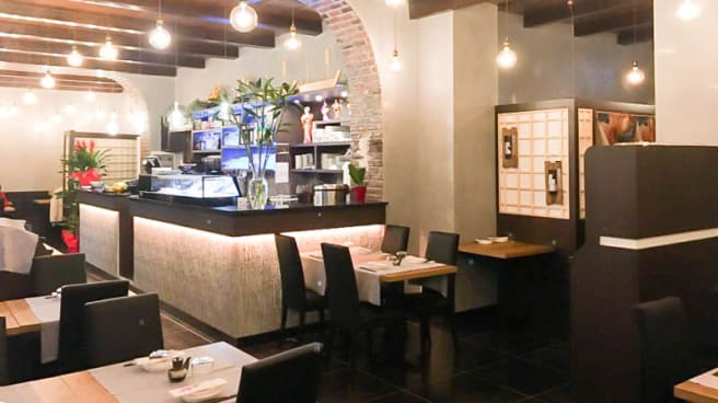 Salone ristorante - Shorai, Milano