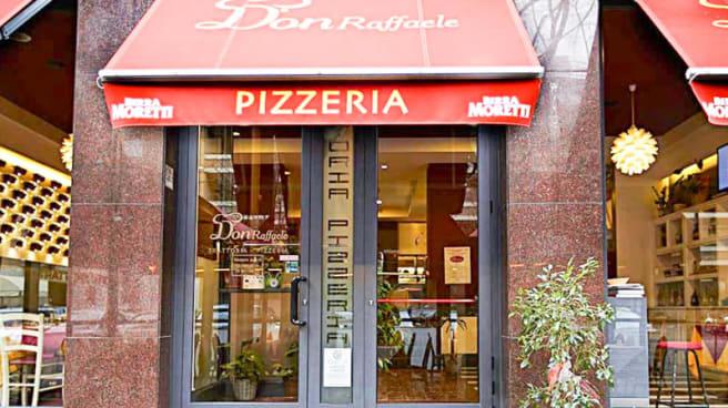 Esterno - Don Raffaele, Milano