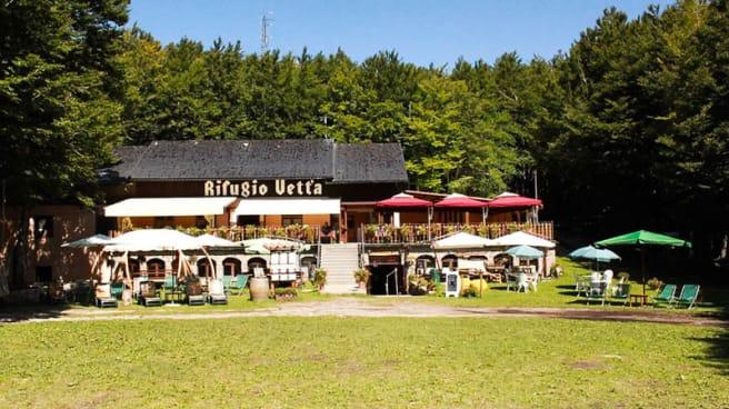 Il ristorante - Rifugio Vetta