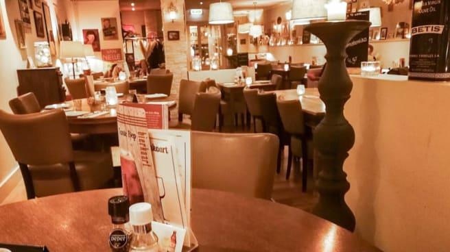 Het restaurant - Restaurant Tante Bep, Heemstede